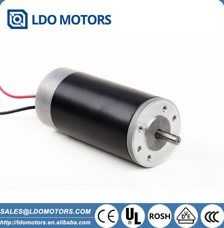 63ZYT01A permanent magnet brush dc motor, rated power 50w