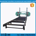 Electric Saw Horizontal Band Saw Large Sawmill For Cutting Big Wood Into Planks