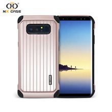 2 in 1 2017 cell phone cover for samsung galaxy note 8 case for sublimation