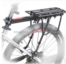 Aluminium Alloy Black Bicycle Luggage Carrier/Bike Rear Rack /Bicycle Rear Carrier