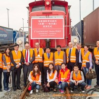 China To Europe Train Transport 7