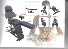 China Best selling tattoo chair/salon massage chair for beauty salon and Tattoo parlors