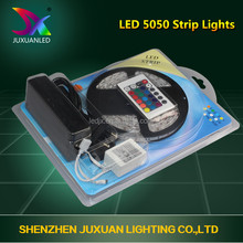 SMD 5050 magic rgb rechargeable led strip light kits Waterproof flexible led neon dsi rgb led strip light outdoor use