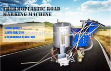 Professional Manufacturer used thermoplastic road marking machine With Good Service