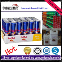Formula For Energy Drink Concentrated Syrup Beverage Raw Material Ingredients