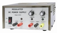 very low cost dc power supply
