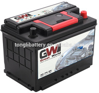 Hot selling 12V Japan car battery made in China