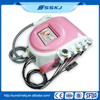 Newest professional 6 in 1 portable magic skin beauty instrument for ipl hair removal rf slimming