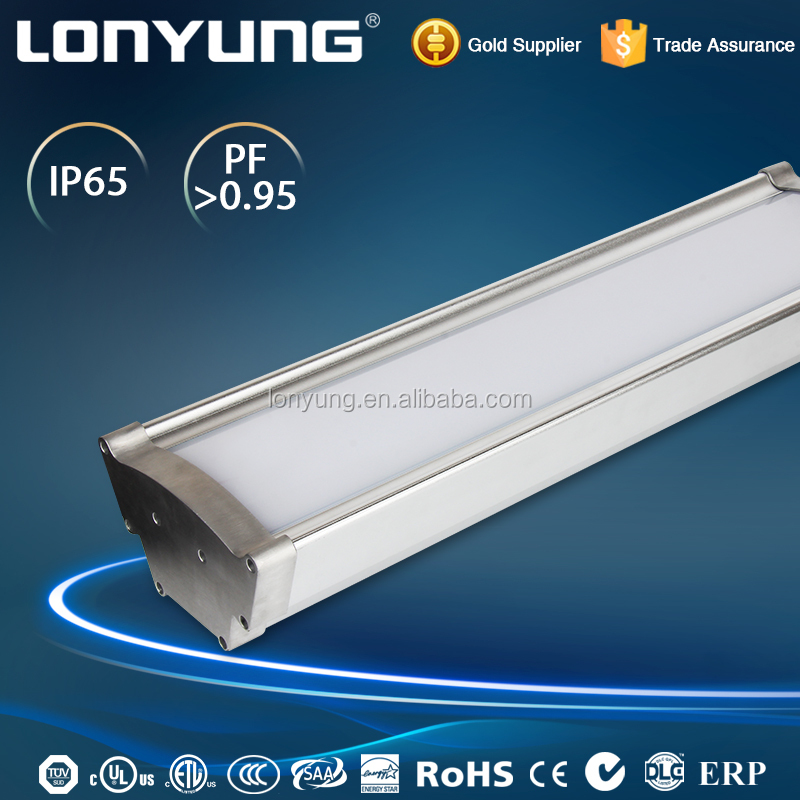 Environmental protection hoisting AL+PC materiel led high bay light housing