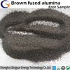 ISO Certificated brown fused alumina F36 for sand blasting