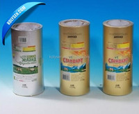ISO laminated plastic Butter/Hamburger Wrapping film roll
