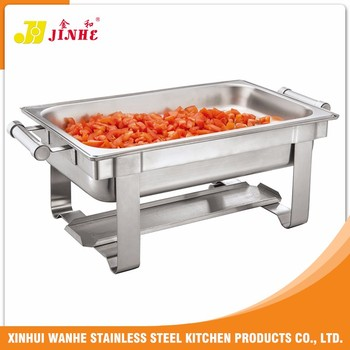 Full size Stainless Steel Buffet Serving Dish/Food Warmer & Buffet Server