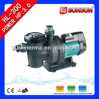 SUNSUN CE/GS 2.2KW high quality quiet swimming pool pump