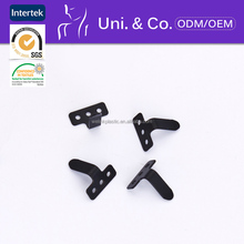 2016 Factory price metal bow tie hook buckle for man suits