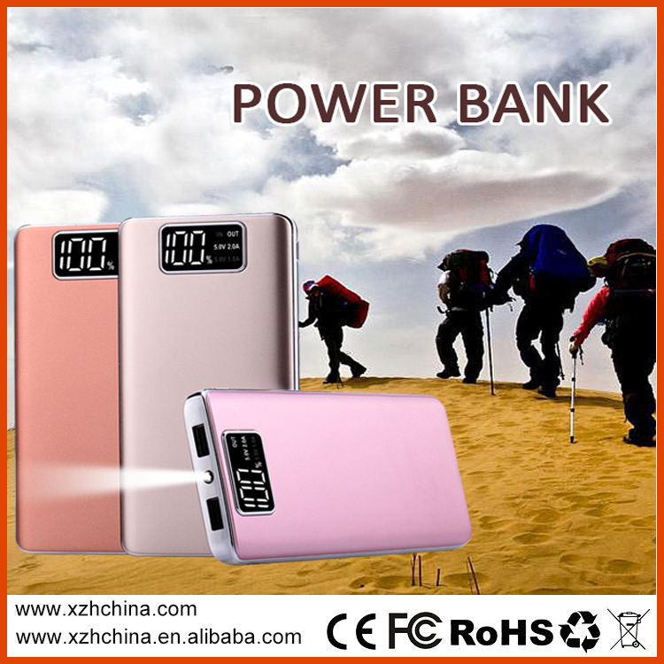 Best deals 2017 high quality powerbank 10000mah for promotion