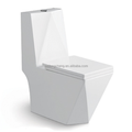 luxury toilet set bathroom one piece square toilet seat