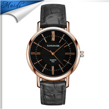 Rose Gold Fashion Watch 2018 Top Brand Luxury Famous Male Clock Quartz Watch MW-55