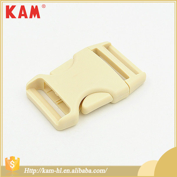 China supplier wholesale custom plastic side release buckle for bags