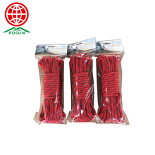 Chinese well-known supplier nylon braided polyester rope