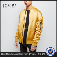 MGOO New Design Gold Oversized Bomber
