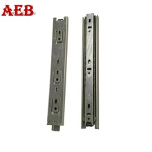Aeb3507-35mm Full Extension Stainless Ball Bearing Drawer Slide of Linear Guide