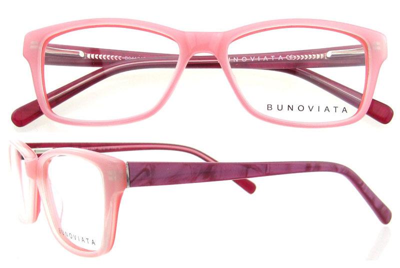 Nueva llegada de la manera de colores surtidos moda glassesanime ...