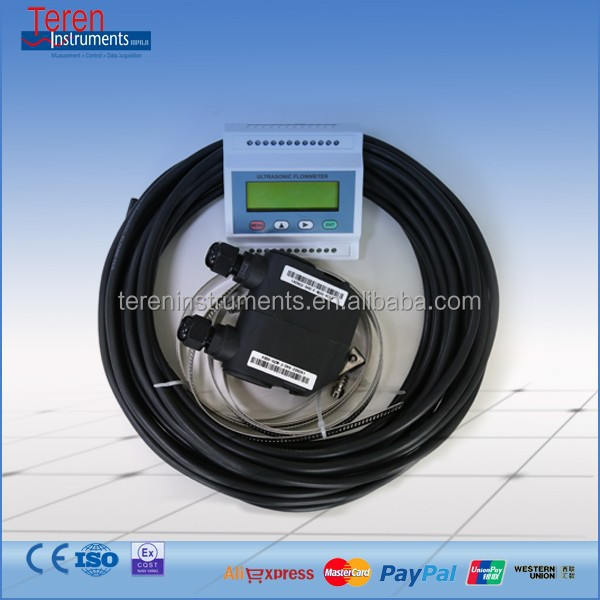 China manufacturer agricultural irrigation ultrasonic flow meter for water