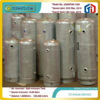 High pressure air reservoir Tank Model-SD1520