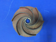 Open Flexible Centrifugal Cast Iron water pump impeller