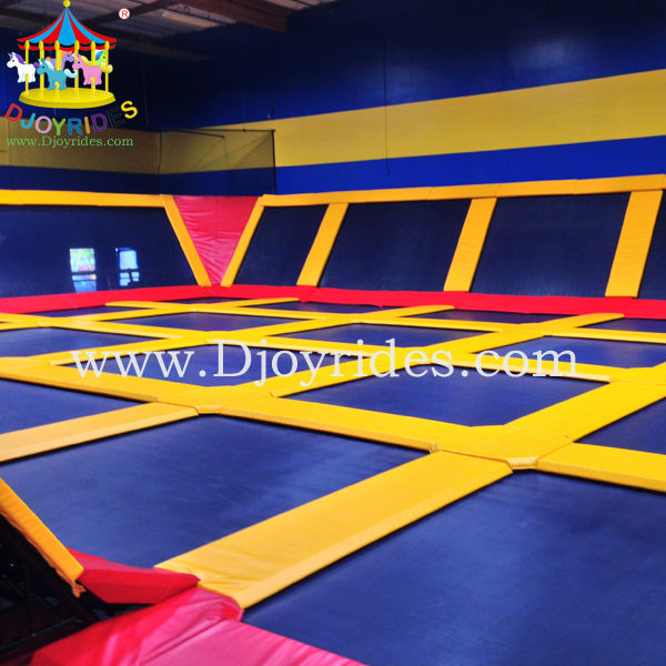 Used Bounce House Indoor Trampoline Park For Sale