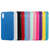 Candy color TPU for iphone 8 case, for iPhone x case