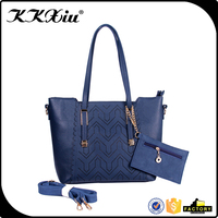 Alibaba china new custom pu leather bags for women