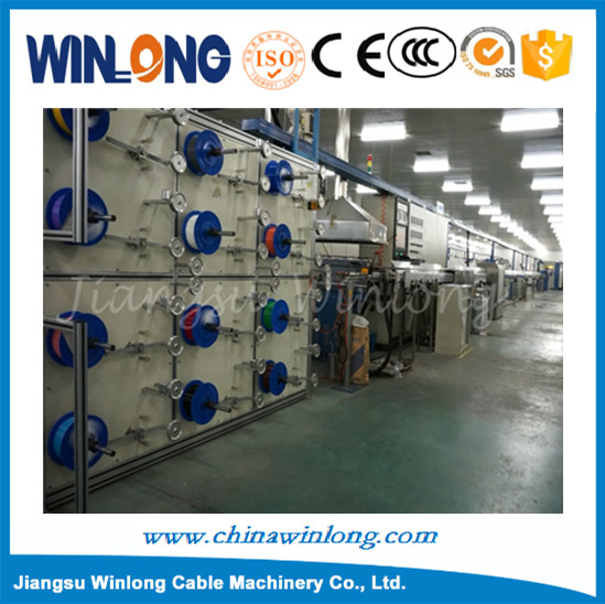 Premise Cable Extrusion Machine / Fiber Optic cable making equipment