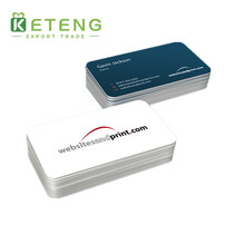High quality classical business cards printing service pvc plastic business cards