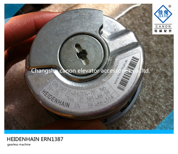 Heidenhain ERN1387 encoder for Canon elevator PM Gearless traction machine