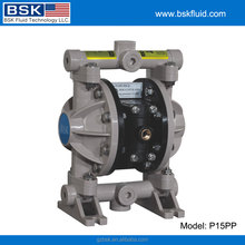 half inch printing ink pumping double house air driven diaphragm pump