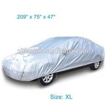 Eco-friendly first grade heat resistant pvc car cover with CE certificate