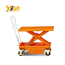 Alibaba china supplier portable hydraulic motorcycle lift table