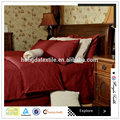 300TC 100% cotton bedding sets , wholesale bed sheets set