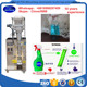 automatic PVA offset printing colored plastic laundry bags packing machine