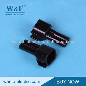 High quality DJ7027-1.2-11 Auto Connectors for electronic 2 pin