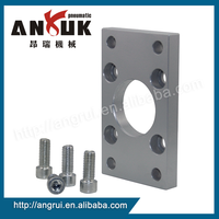DNC Flange pneumatic cylinder mounting parts accessory