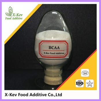 Factory price 2:1:1 powder form bcaa