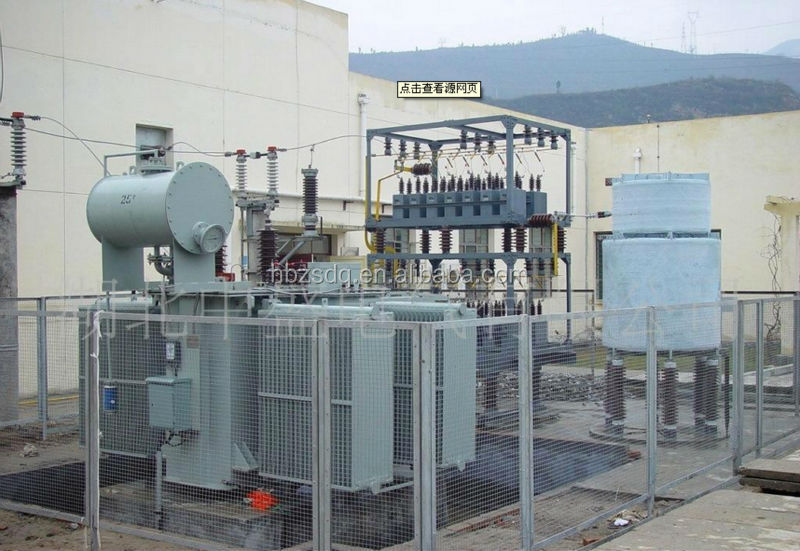 SMSVC dynamic reactive power compensation cubicle