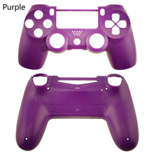 Hard controller Purple housing shell case cover + full set Buttons for ps4 <strong>playstation</strong> 4