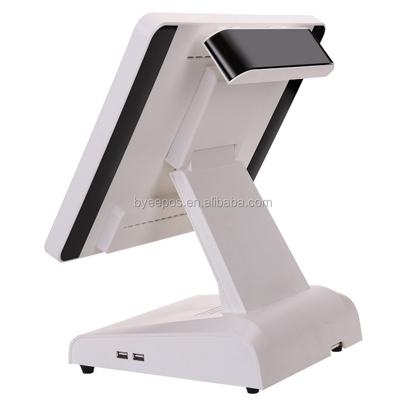 cash register pos terminal and billing machine price from byee factory