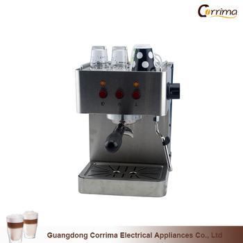 Magimix espresso and filter coffee machine