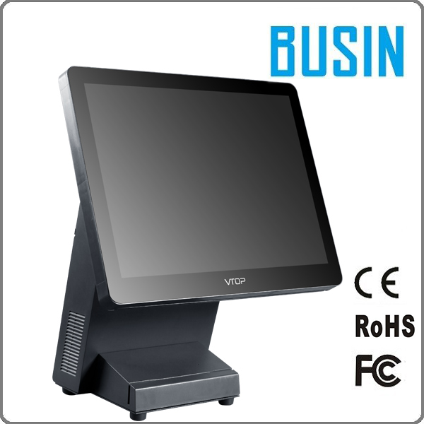 BUSIN 15 inch touch screen point of sale terminal
