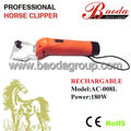 Professional Cordless Cattle & Horse Clipper