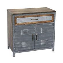 Decorative Wooden Glass Display Storage Chests Cabinets